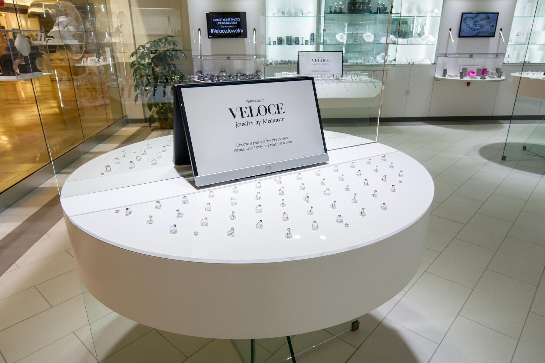 Veloce Interior-Interactive-Showcase
