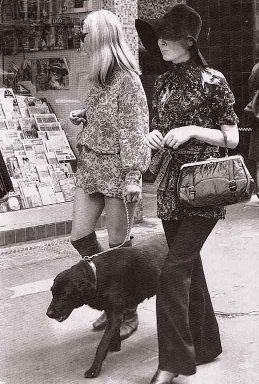 1970s 70s Street Style Vintage Photos
