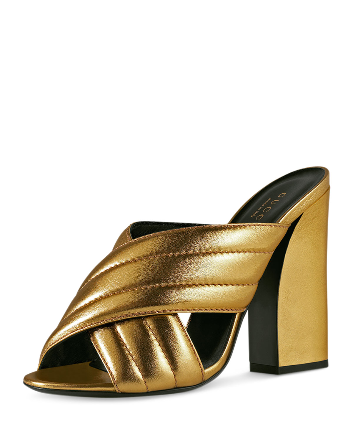 bergdorf-goodman-gucci-cruise-2016-collection-crossover-sandals-gold-shoes-heels